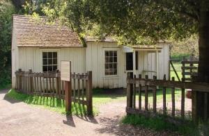 Deer Hollow Farm Grant Cabin