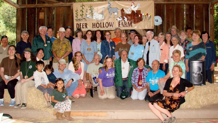 deer hollow volunters