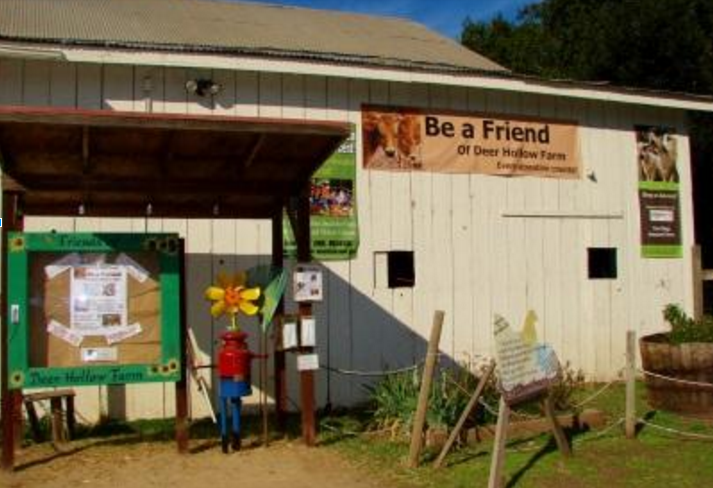 Deer Hollow Farm Be A Friend Donor Drive Celebrates