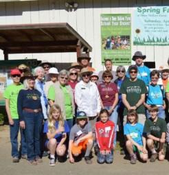 Farm Tour Volunteers