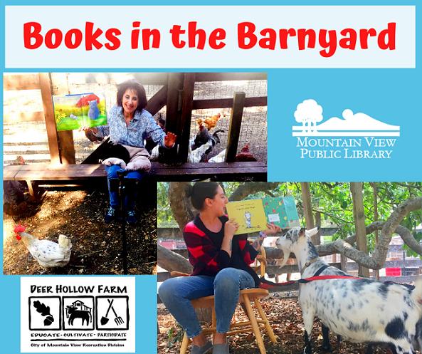 Books in the Barnyard