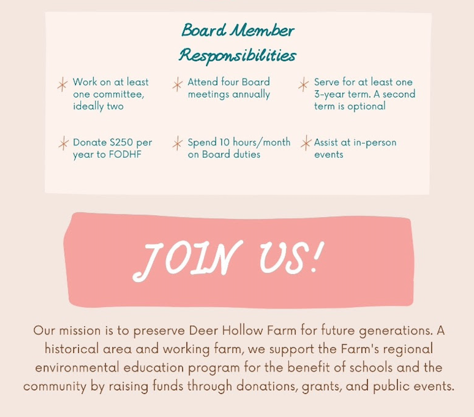 join our board members